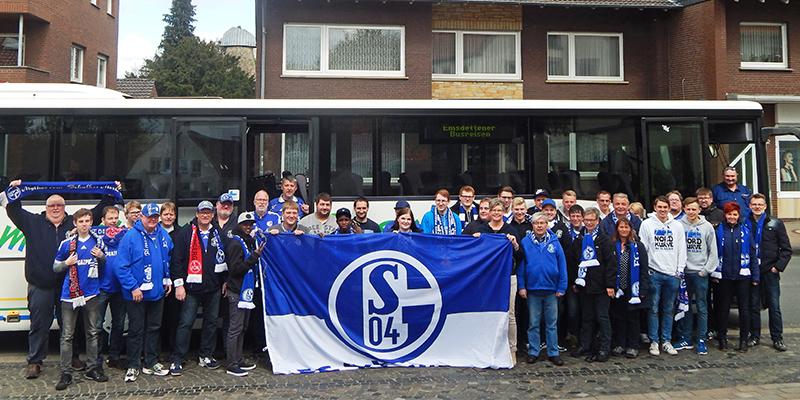 Blaue Biber Bevergern - Der Schalke Fanclub